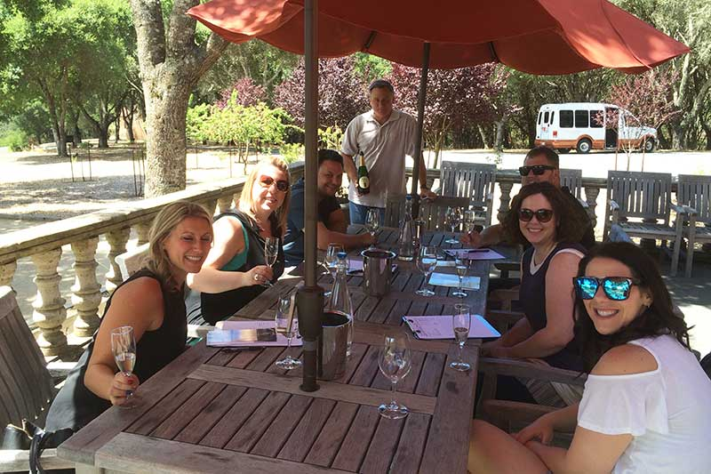 Take a Private Wine Tour Through Napa Valley
